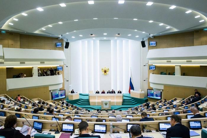 Заседание Совета Федерации. Фото: Совет Федерации/commons.wikimedia.org/CC BY 2.0