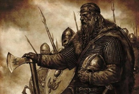 Artist-depiction-of-a-Vikings