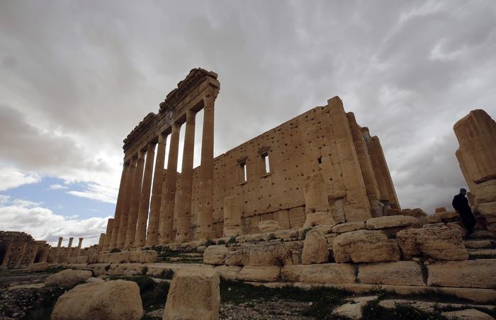 ООН, Сирия, Пальмира, ИГИЛ, храм Бэла