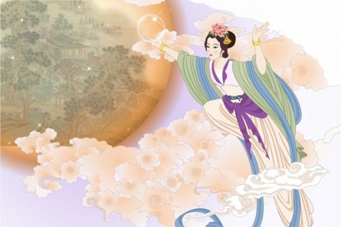 Чанъе, богиня Луны. Фото: Ziyou Huang/Epoch Times