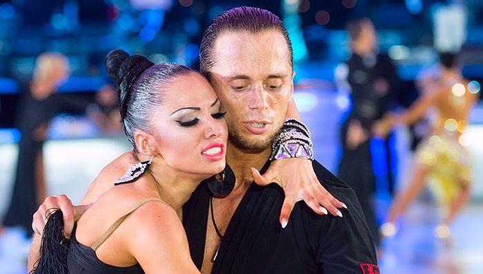 Кубок мира по латиноамериканским танцам среди профессионалов 2015
