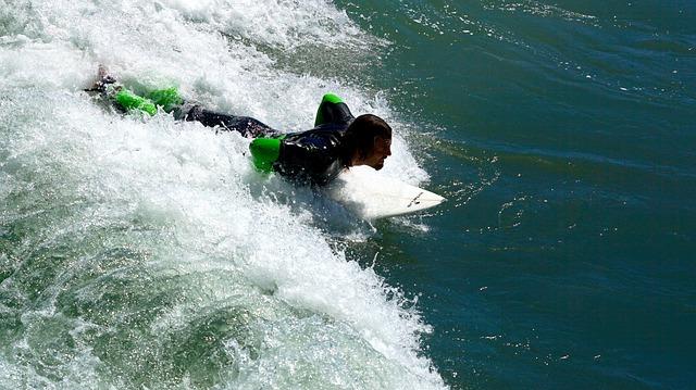 Топ лучших мест для обучения катанию на сёрфе