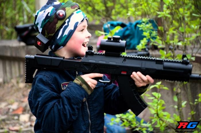 Фото: lasertagspb.com