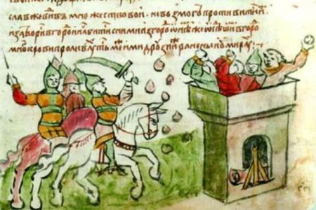 Galician-Volhynian-Chronicle-battle