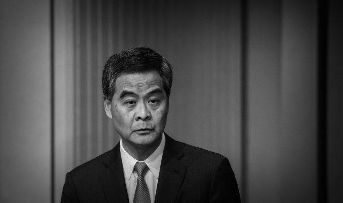 Гонконгский лидер заявил, что он выше закона