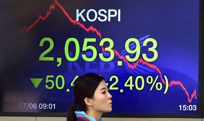 Косвенные данные говорят о рецессии экономической ситуации в Китае