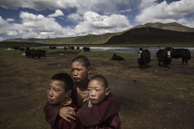 Китайская компартия убеждает мир, что её правление подняло Тибет из средневекового застоя и привело к «золотому веку» и экономическому процветанию