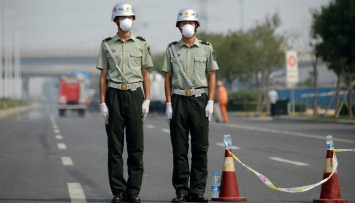 За день от 17 взрывов в Китае пострадало более 50 человек. Цензура уже удаляет фото и комментарии в сети