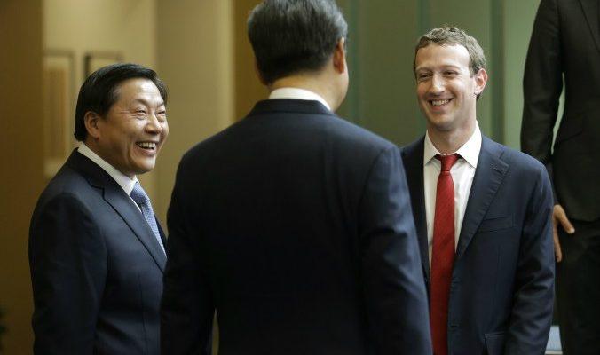 Чтобы попасть на китайский рынок, Марк Цукерберг даже надел костюм