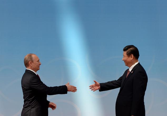торговых партнёров Китая