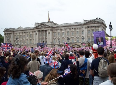 королева Британи