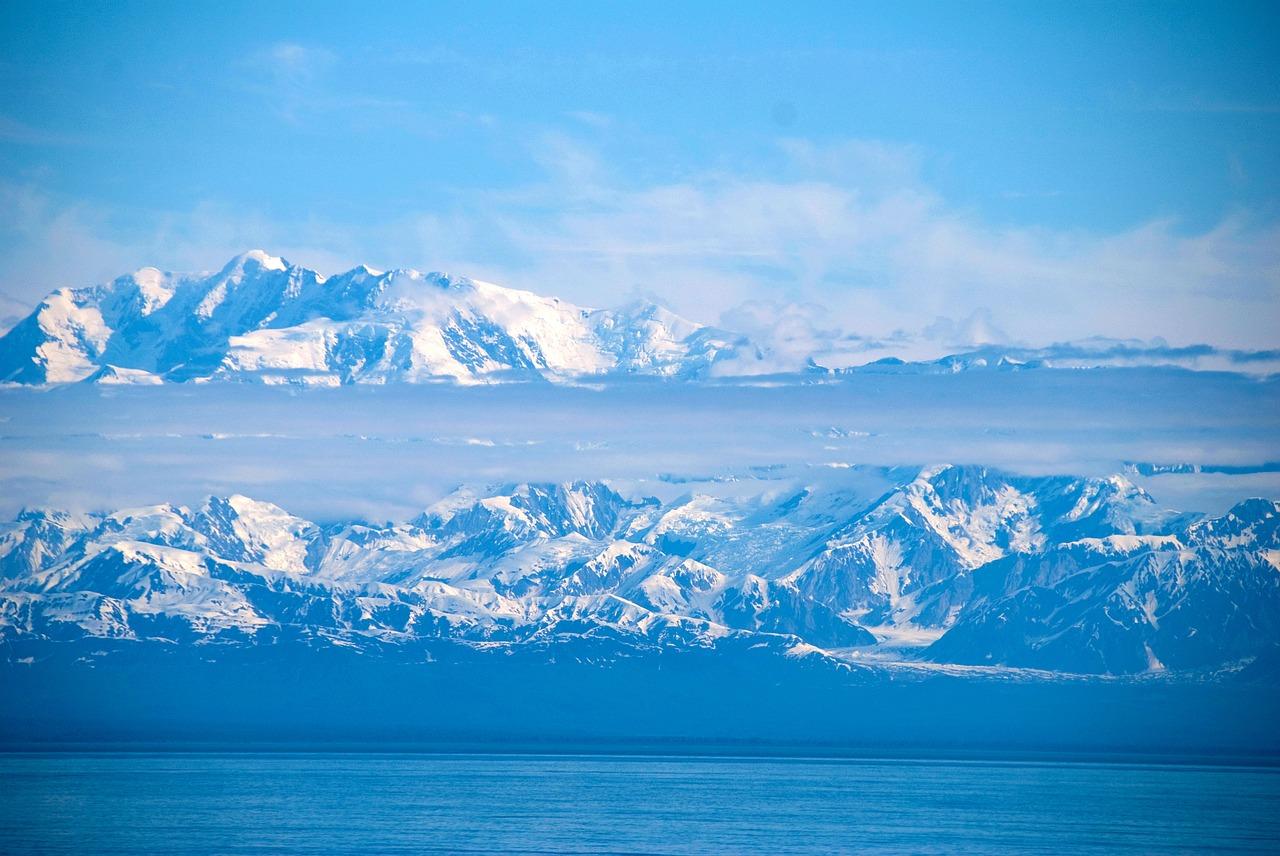 Аляска.Фото: pixabay.com/ CC0 Public Domain