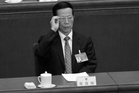 вице-премьеру грозит отставка