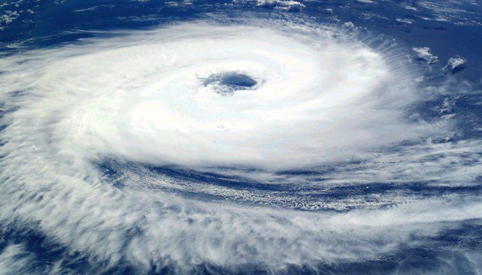 К берегам Японии приближается новый тайфун