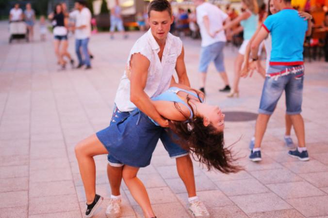 танцы, преимущества танцев