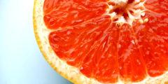 Польза грейпфрута, о которой вы не слышали