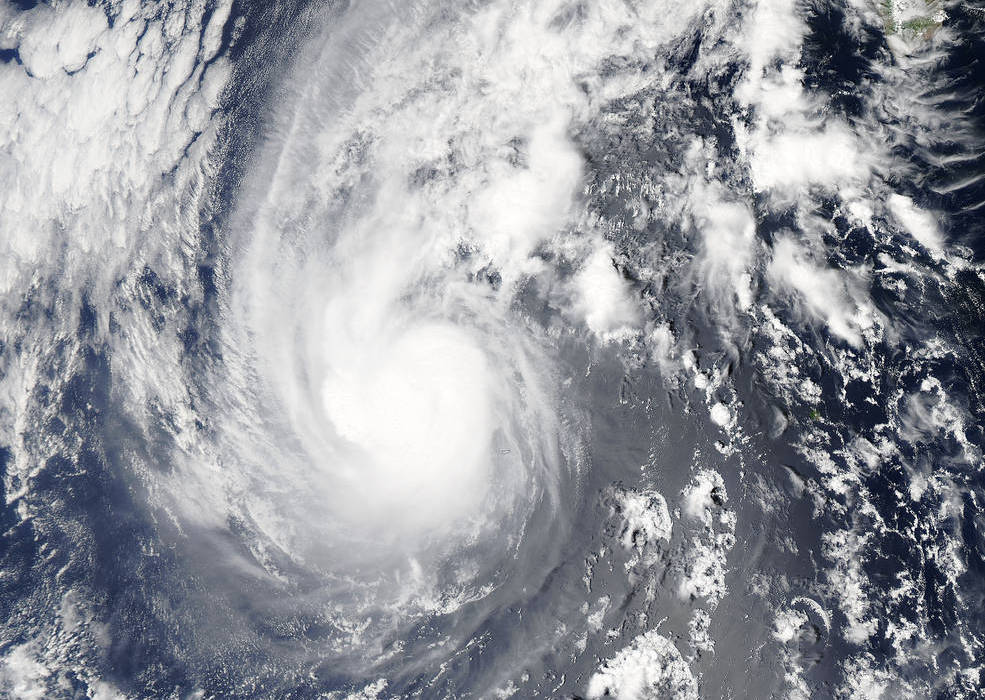 Фото: NASA Goddard MODIS Rapid Response Team