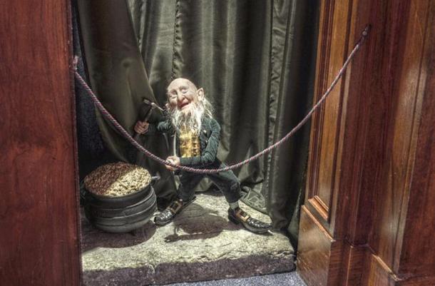 Гном. Музей восковых фигур, Ирландия. Фото: Wikimedia Commons