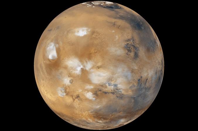 Марс. Фото: pixabay.com/CC0 Public Domain