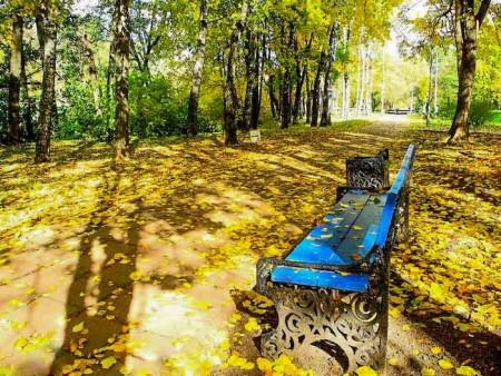 Золотая осень в России. Фото: Алла Лавриненко/Великая Эпоха