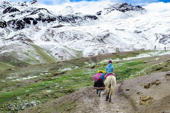 Таяние перуанских Анд приведёт к нехватке воды