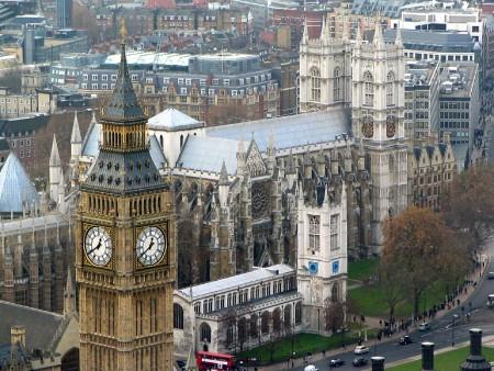 Вестминстерское аббатство в Лондоне. Фото: pixabay.com/ CC0 Public Domain