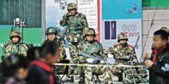 В китайском Синьцзяне неизвестные напали на шахту. Пострадали десятки людей