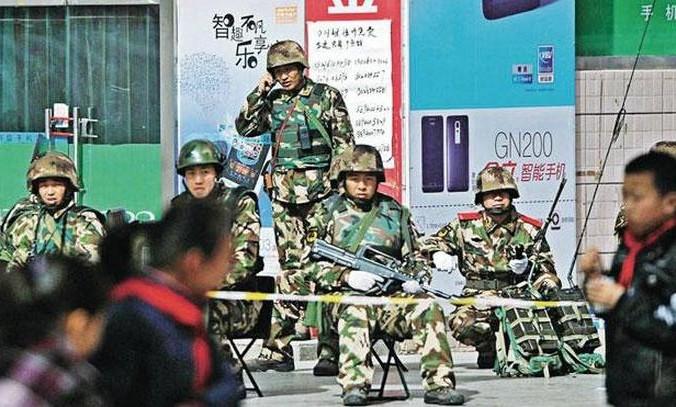 Синьцзян. Фото с epochtimes.com