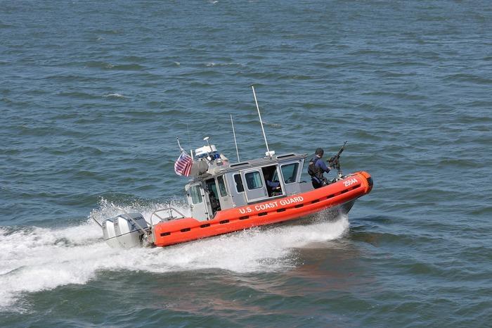 Береговая охрана США. Фото: pixabay.com/CC0 Public Domain