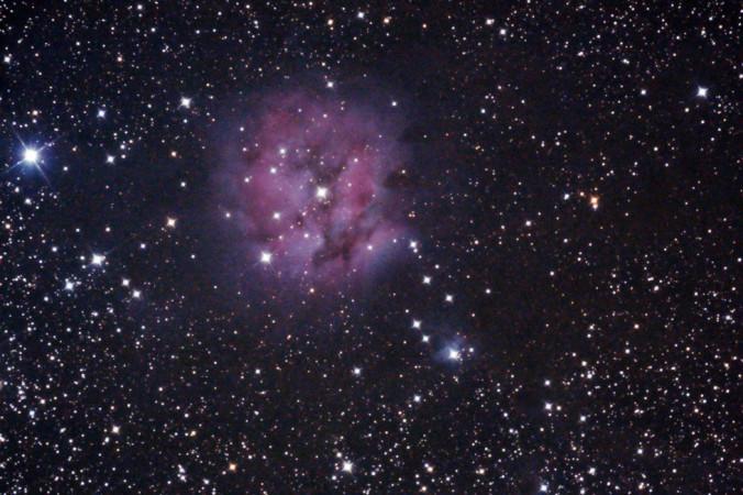 Туманность в созвездии Лебедя. Фото: NASA
