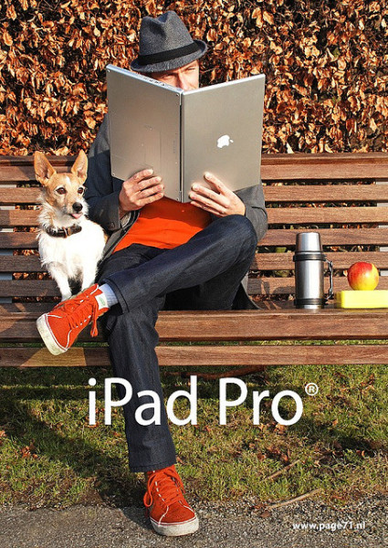 iPad Pro цена