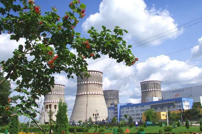 Ровенская АЭС, Украина. Фото: Дьяков Владимир Леонидович/commons.wikimedia.org/CC BY 3.0CC BY 3.0