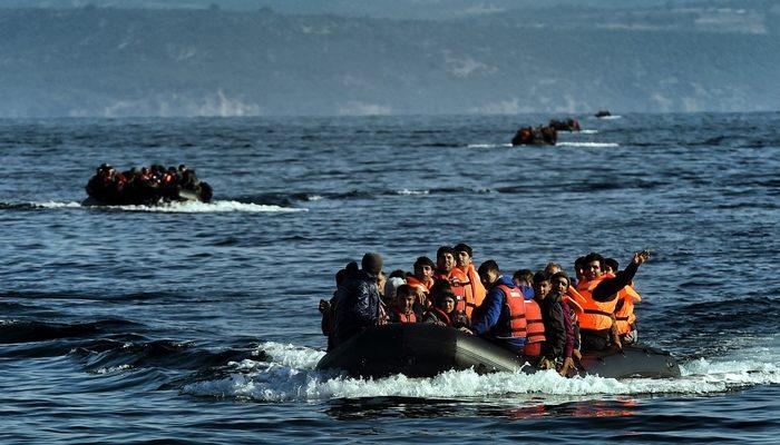 Крушение судна у берегов Ливии привело к гибели 170 мигрантов