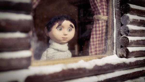 Домик в лесу, где живёт мальчик. Vimeo/Screenshot