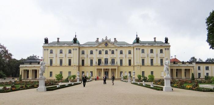 Белосток. Дворец Браницких. Фото: Jolanta Dyr/commons.wikimedia.org/CC BY-SA 3.0
