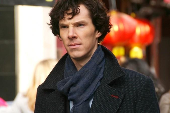 Бенедикт Камбербэтч в роли Шерлока Холмса. Фото: Fat Les/kk.wikipedia.org/CC BY 2.0