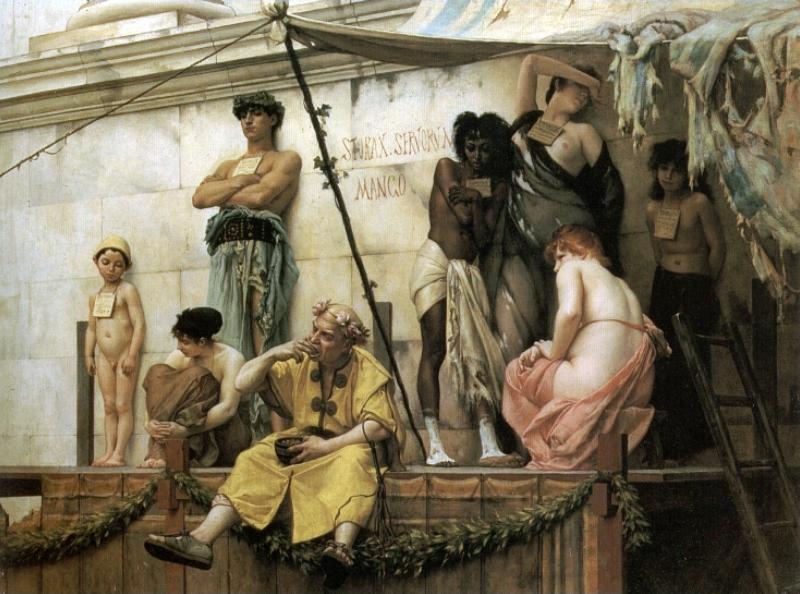 Секс рабство в 19 веке