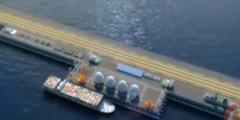 Зачем Китай разрабатывает огромные плавучие структуры? (видео)