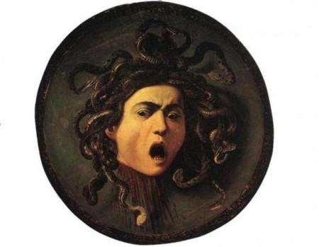 Caravaggios-Medusa