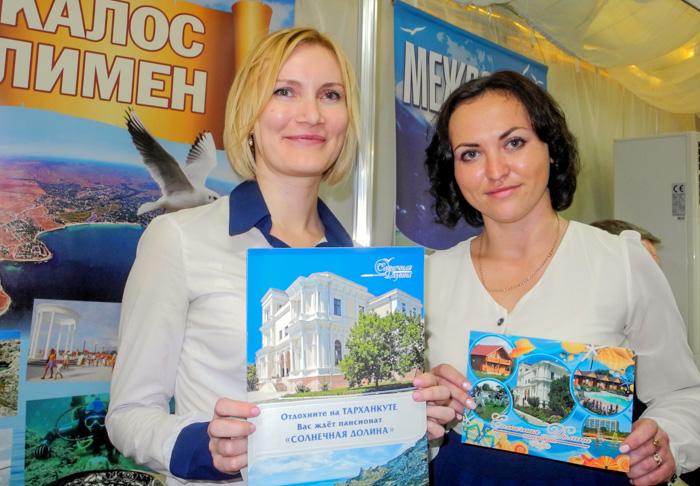 Участники Форума «Открытый Крым» объездили весь полуостров. Фото: Алла Лавриненко/Великая Эпоха