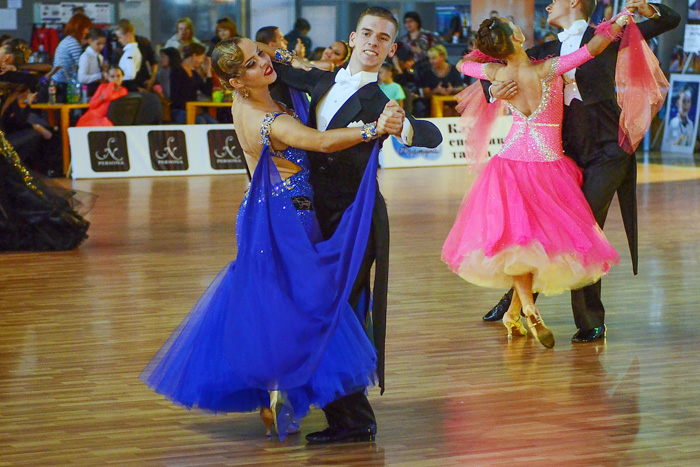 Соревнования по спортивным танцам прошли в Новороссийске. Фото: Андрей Михайловский/Великая Эпоха