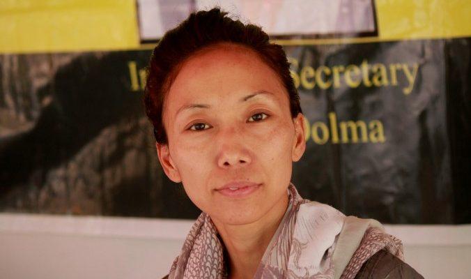 Молодые люди проводят в Индии голодовку в поддержку Тибета