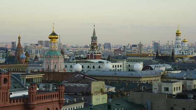 Влияние эпох на архитектуру Москвы