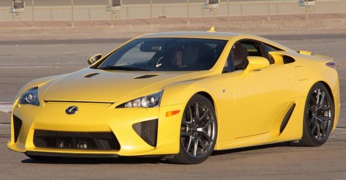 Фото: Lexus_LFA_Las_Vegas_Motor_Speedway/en.wikipedia.org/CC BY 2.0