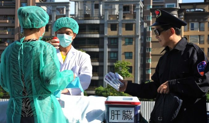 Торговля органами в Китае не прекратилась