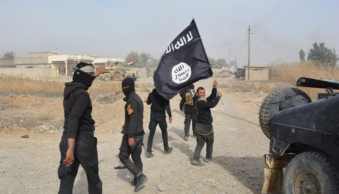 ИГИЛ чеканит свои золотые монеты