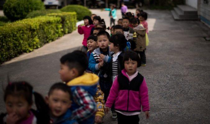 Спасёт ли Китай политика двух детей?
