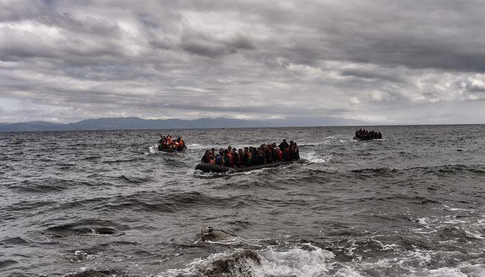 Немецкие политики побывали «в шкуре» беженцев (видео)