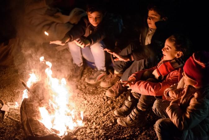 мигранты, беженцы, фото дня