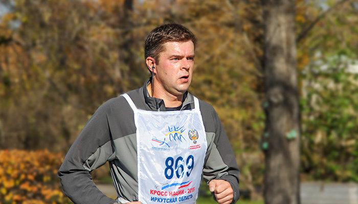Всероссийский день бега «Кросс нации-2015» прошёл в Иркутске